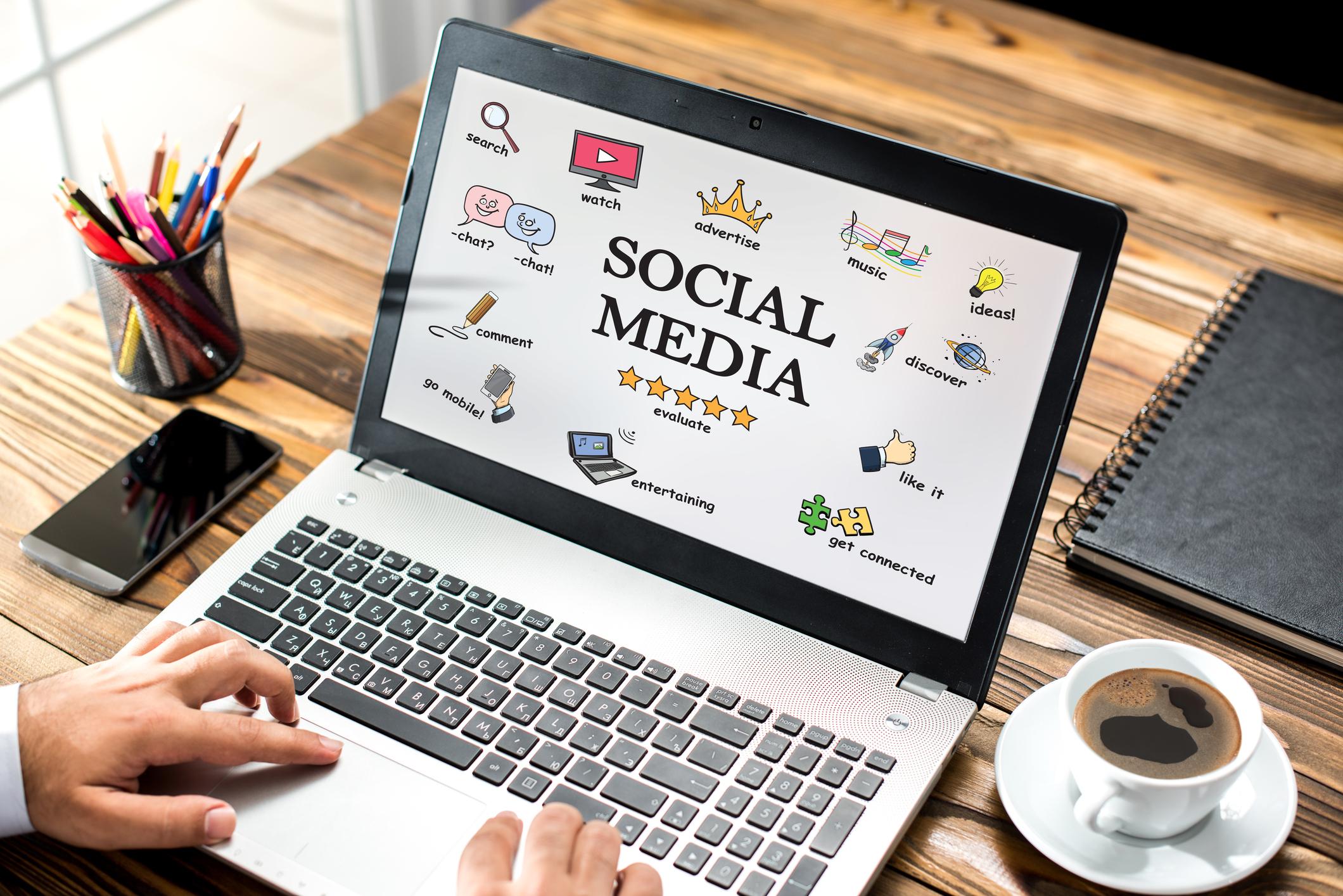 Social Media Marketing - Delia Associates