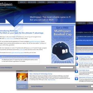 Matthijssen Website - Delia Associates