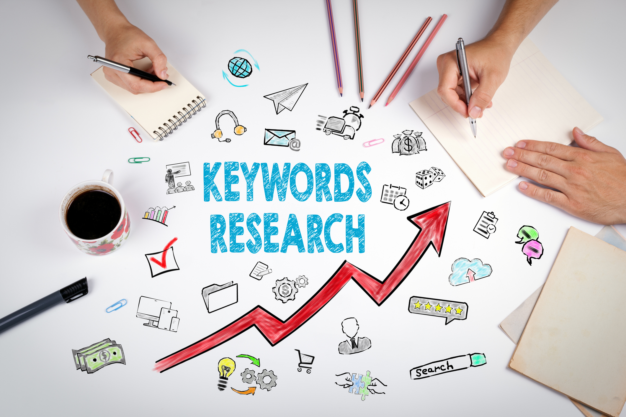 Keyword Research by Delia Associates