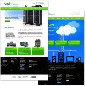Vinci Consulting Brand Development by Delia Associates