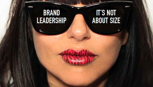 Brand Leadership Slide
