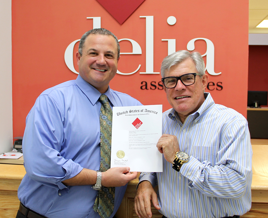 Delia Associates Brand Leadership Solution Trademark