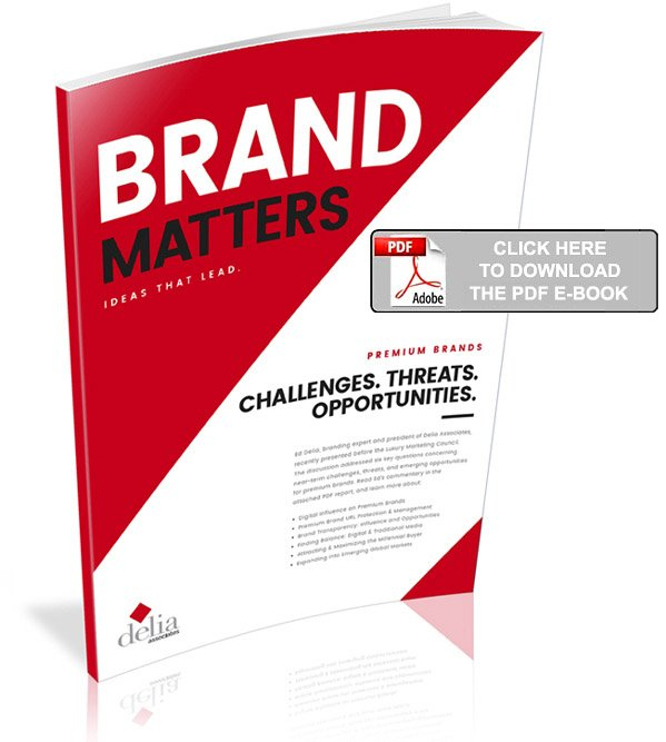 Delia Luxury and Premium Brand Marketing