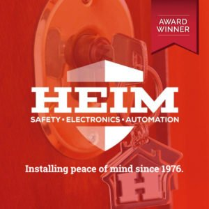 Heim with Award Cover Image