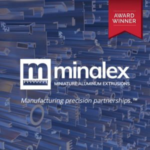 Minalex with Award Cover Image