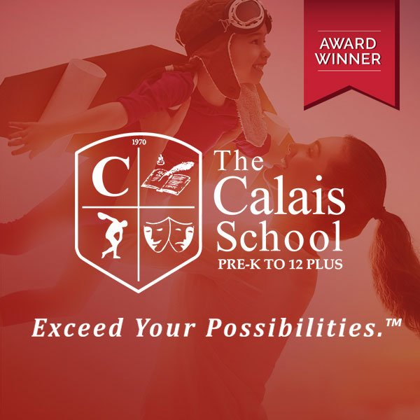 The Calais School with Award Cover Image