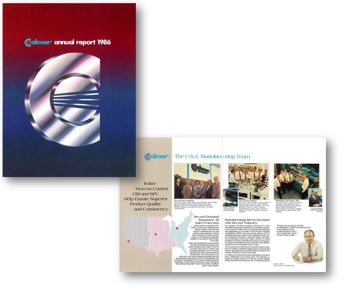 Calmar Marketing by Delia Associates