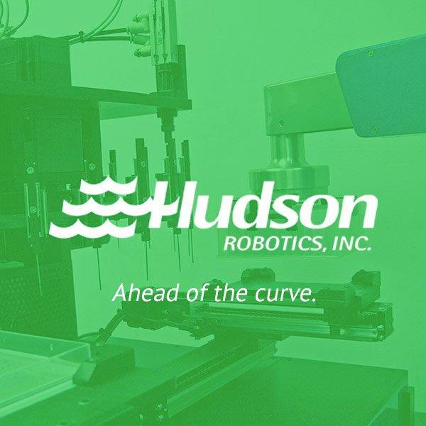 Hudson Robotics Portfolio Thumbnail
