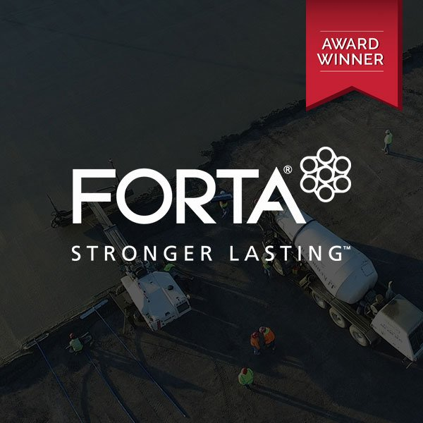 Forta with Award Cover Image