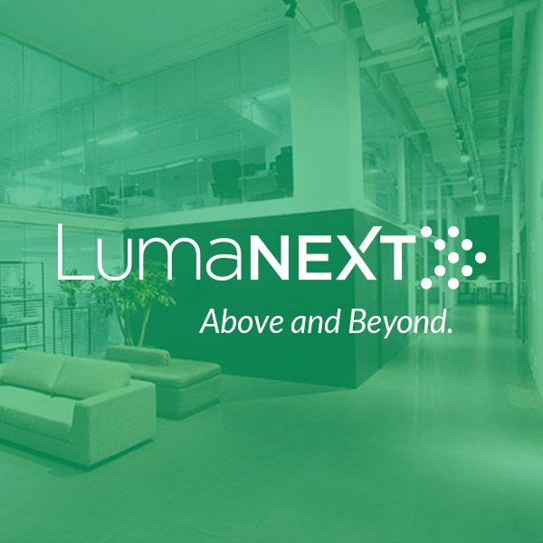 LumaNext Portfolio Tile