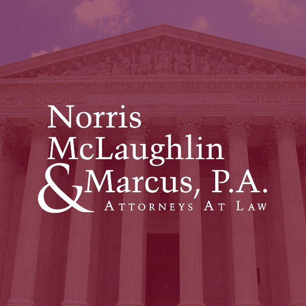 Norris, McLaughlin & Marcus Portfolio Tile