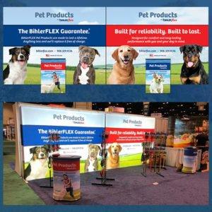 BihlerFlex Pet Products marketing