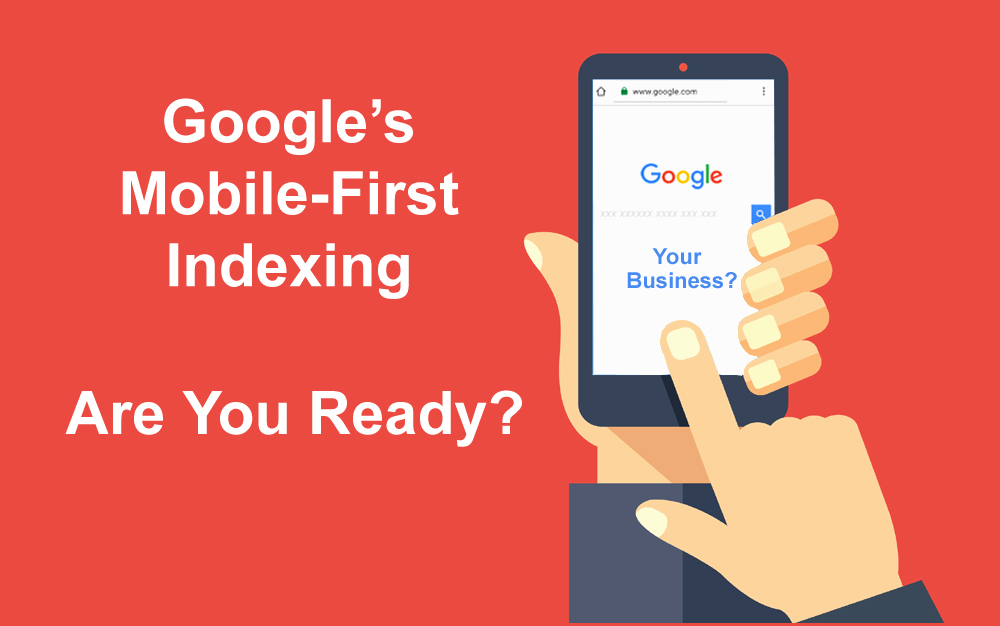 Google's Mobile-First Indexing - Delia Associates Web/SEO Services