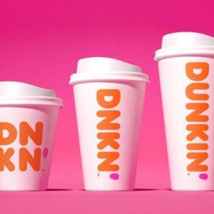 Dunkin' New Look