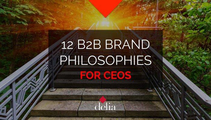 12 Brand Philosophies Slide