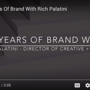 10 Years Of Brand Announcement Video