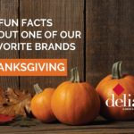 Delia Thanksgiving Fun Facts
