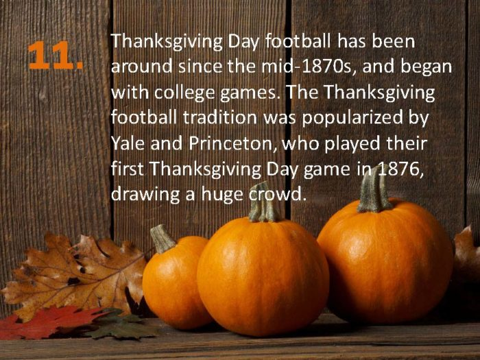Delia Thanksgiving Fun Facts Page 11