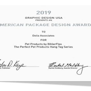 American Package Design Award