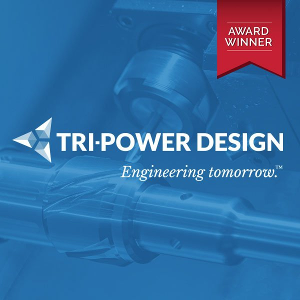 TriPower with Award Cover Image