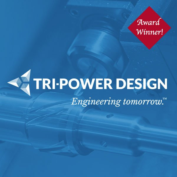 Tri-Power Award Winner