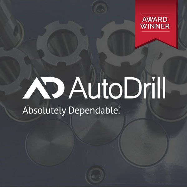 AutoDrill with Award Cover Image