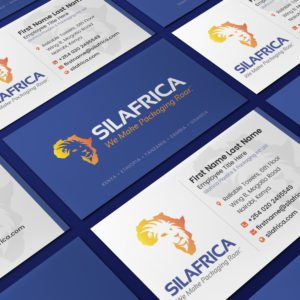 Silafrica Business Cards