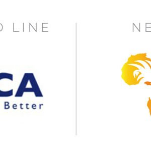 Silafrica Logo Before & After