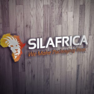Silafrica logo on a Wall