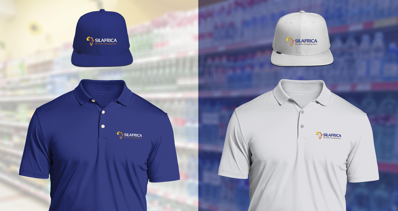 Silafrica branding on apparel