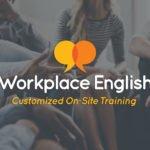 Workplace English logo