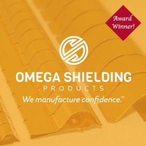 Omega Shielding Award Winner