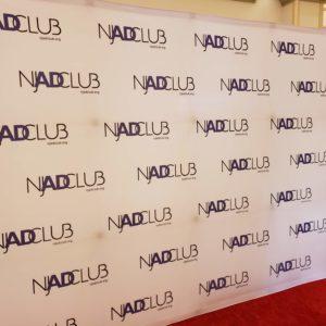 NJ AD Club Backdrop