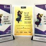 NJ AD Club Trophies