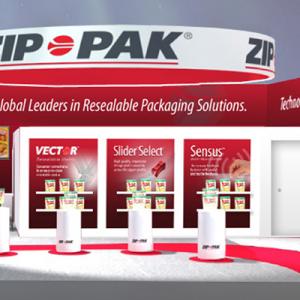 ZipPak Tradeshow image