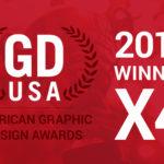 GD USA 4 Award Winners Image