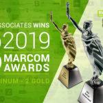 3 Time Marcom Aard Winner