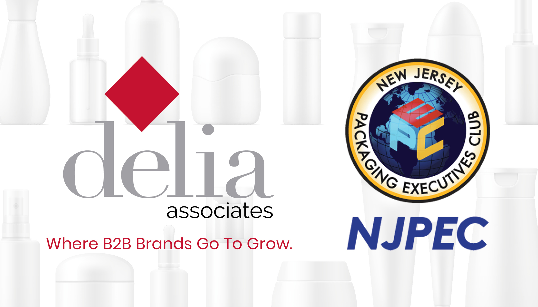 Delia Associates and NJPED Logos