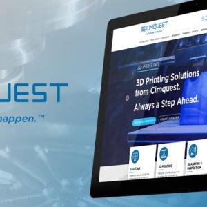 CimQuest homepage Banner