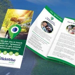 RideWise Brochure Image