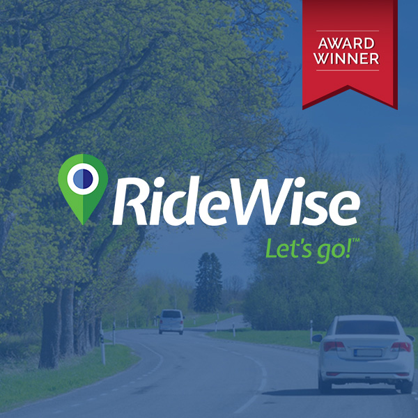 Ridewise Portfolio Tile Award WInner