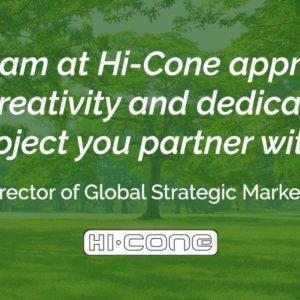 Hi-Cone Testimonial