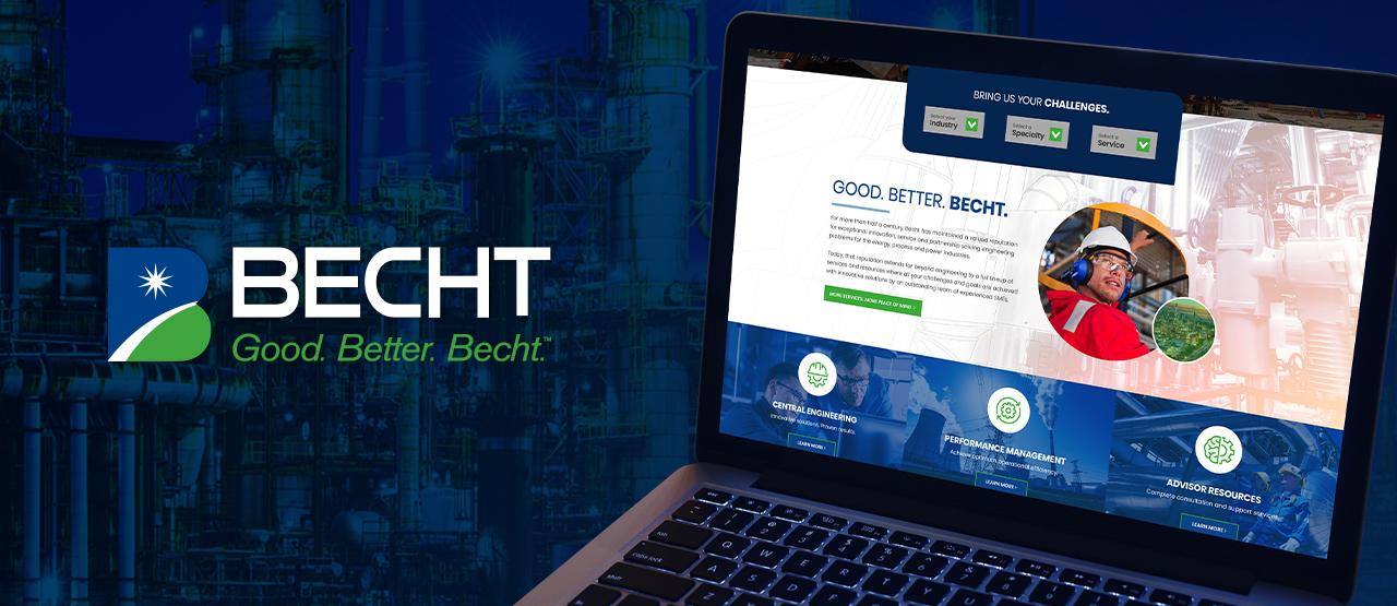 Becht Website Slide