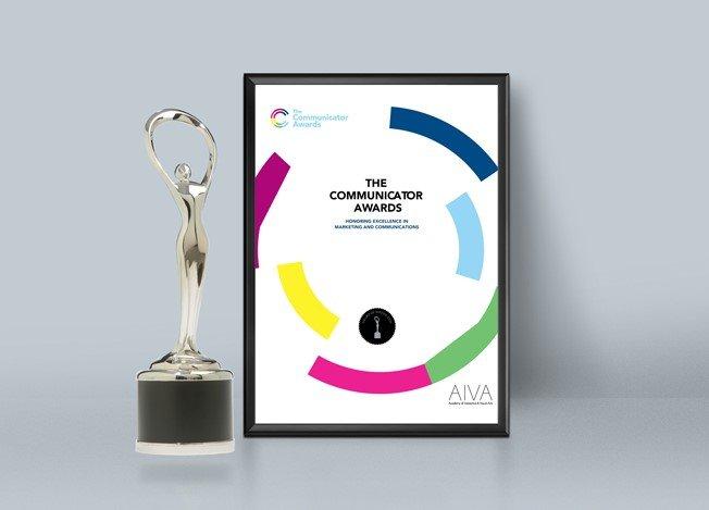 Communicator Award Image