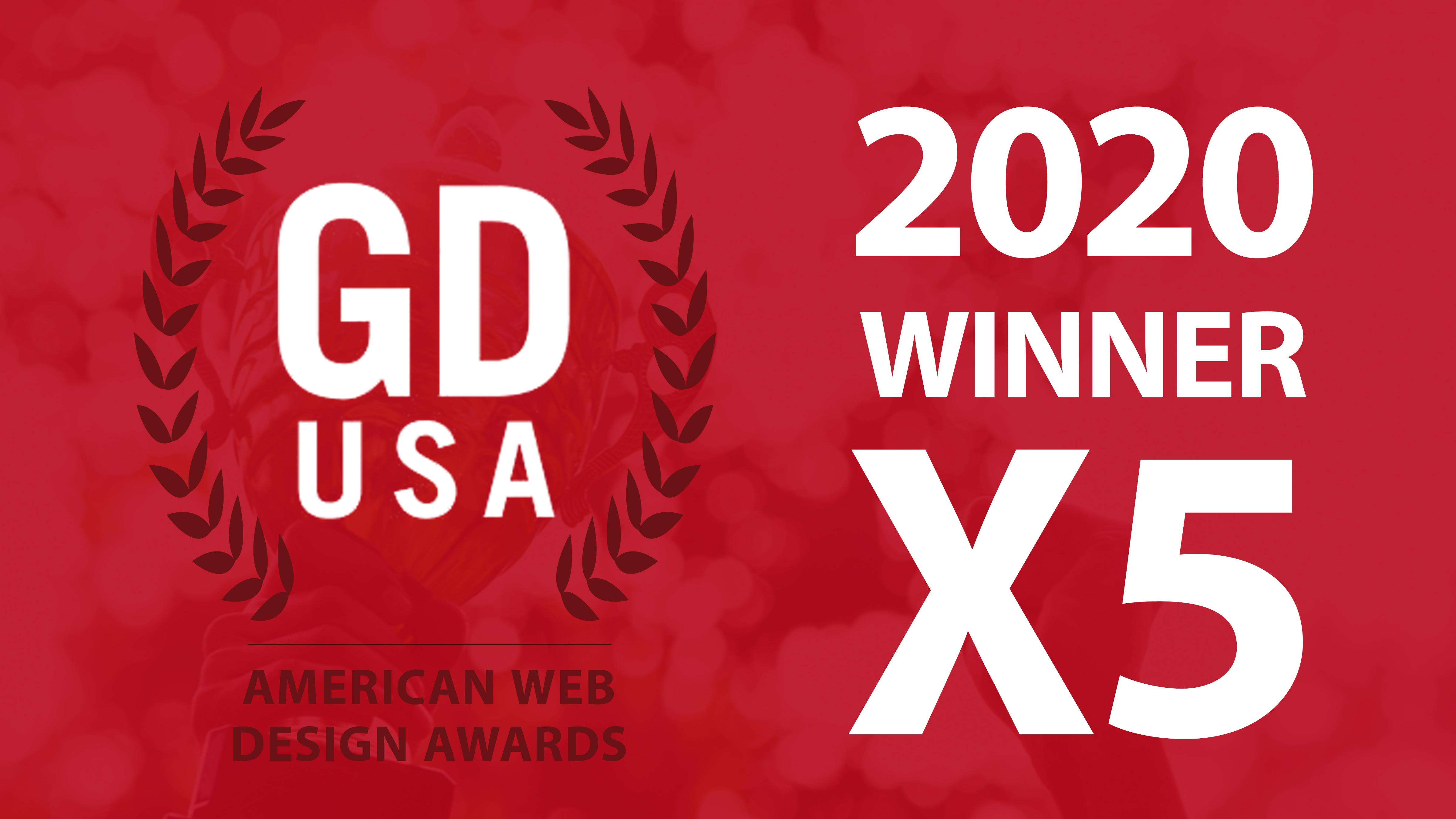 GDUSA 2020 Winner Image