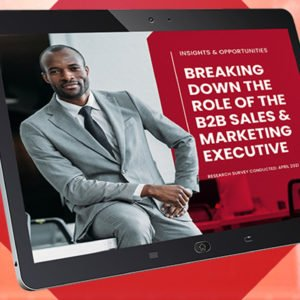 Breaking Down the Role of the B2B Sales and Marketing Executive Thumbnail Image